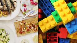 Cet artiste japonais crée de superbes repas en Lego