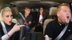 OMG It's A Jam-Packed Celeb Carpool Karaoke Session With Gwen