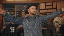 Justin Timberlake dévoile son nouveau titre, trois ans après son dernier