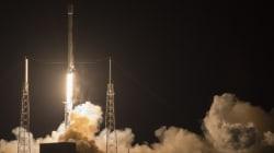 La Chine lance un premier satellite quantique dans l'espace