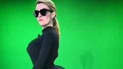 À quoi ressemble Elisabeth Bost avec les fesses de Kim