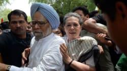 Sonia Gandhi, Rahul Gandhi, Manmohan Singh Court Arrest During 'Save Democracy'