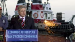 Harper Government Awarded $40M Contract On Day Of Its