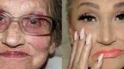 'Contouring Grandma' Is Instagram's Latest Makeup