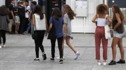 Une lycéenne interdite de cours à cause d'une jupe