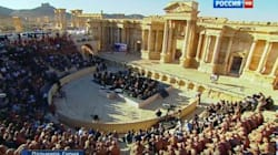 Palmira, Sinfonia per Nuovo