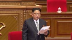 北朝鮮、36年ぶり党大会 スーツ姿の金正恩氏が核開発を自賛