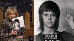 Jane Fonda raconte l'histoire derrière cette