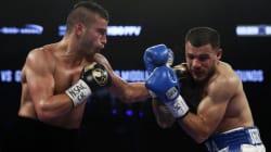 Boxe: David Lemieux offre une leçon à Glen