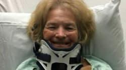 Cieca per più di 20 anni, riacquista la vista dopo una caduta. I medici: