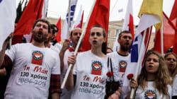 La Grèce en grève à la veille d'une réunion européenne pour éviter une nouvelle