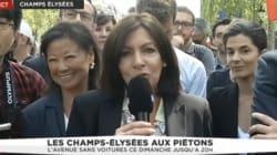 Le déplacement de Macron à Orléans? Hidalgo n'en a