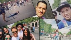 Parisiens et touristes aux anges avec l'opération Champs-Élysées