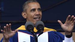 Obama come Jobs: il suo discorso agli studenti della Howard è
