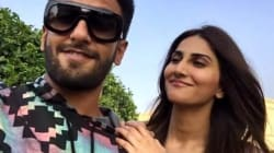 Ranveer And Vaani's French Kiss Will Leave You Anything But