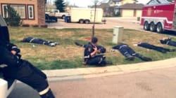 «En compagnie de héros»: le travail des pompiers à Fort
