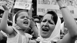 Adriana Lestido: imágenes que convulsionan al