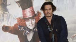 Johnny Depp Mocks His Own Dog Video