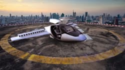 Ce jet privé à décollage vertical est prévu pour très
