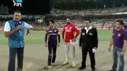 Does This Toss Between Murali Vijay And Gautam Gambhir At A Recent IPL Match Look