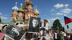 Les Russes célèbrent le 71e anniversaire de la victoire contre