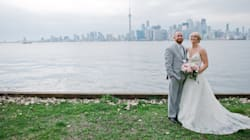 Strangers Step Up For Bride Who Lost Wedding Dress In Alberta