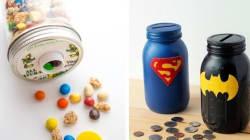 15 Mason Jar Hacks Every Parent
