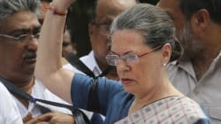 Sonia's Barb At Modi: India Is My Home, I'll Breathe My Last