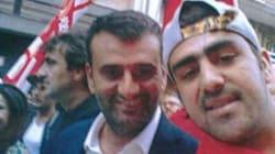 Il selfie del presunto terrorista con il sindaco di Bari Decaro
