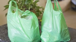 Why You Don't Want To Carry Plastic Shopping Bags In
