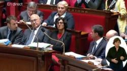 Valls tance Macron sur les bancs de