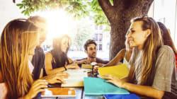 A importância de seus colegas no aprendizado e ensino