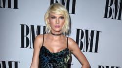 Taylor Swift annonce à elle seule le grand retour des années 90 avec son chocker