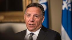 Les libéraux veulent dessiner une carte à leur avantage, croit François Legault