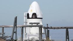 La capsule Dragon de SpaceX a quitté la Station spatiale