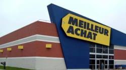 Traduire le nom des magasins en français, ça donnerait