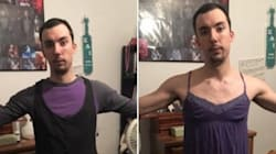 Boyfriend Shows Just How BS Women's Clothing Sizing