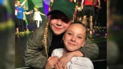 Deux soeurs de Granby danseront avec Justin