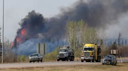 Bank Of Canada Says Wildfires Did A Number On