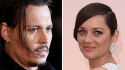 Johnny Depp et Marion Cotillard dans un nouveau film inspiré de