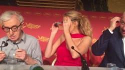 Blake Lively confond ses oreillettes avec un casque de réalité virtuelle
