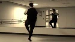 Con la sua grazia Erik sta rivoluzionando il concetto di danza
