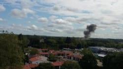 Une explosion à Bayonne fait au moins deux
