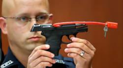 Zimmerman vend aux enchères le pistolet qui a tué Trayvon