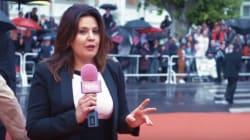 Le Tapis rose de Catherine fait le pied de grue à Cannes