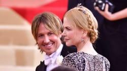 Quand Keith Urban et Nicole Kidman se chantent la pomme