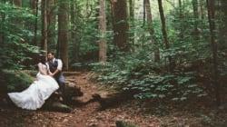 8 couples qui ont opté pour un mariage