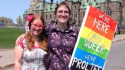 Être transgenre et pro-vie