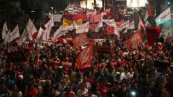 35 mil pessoas ocupam a Av. Paulista para protestar contra governo