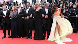 Les moments croustillants de Cannes